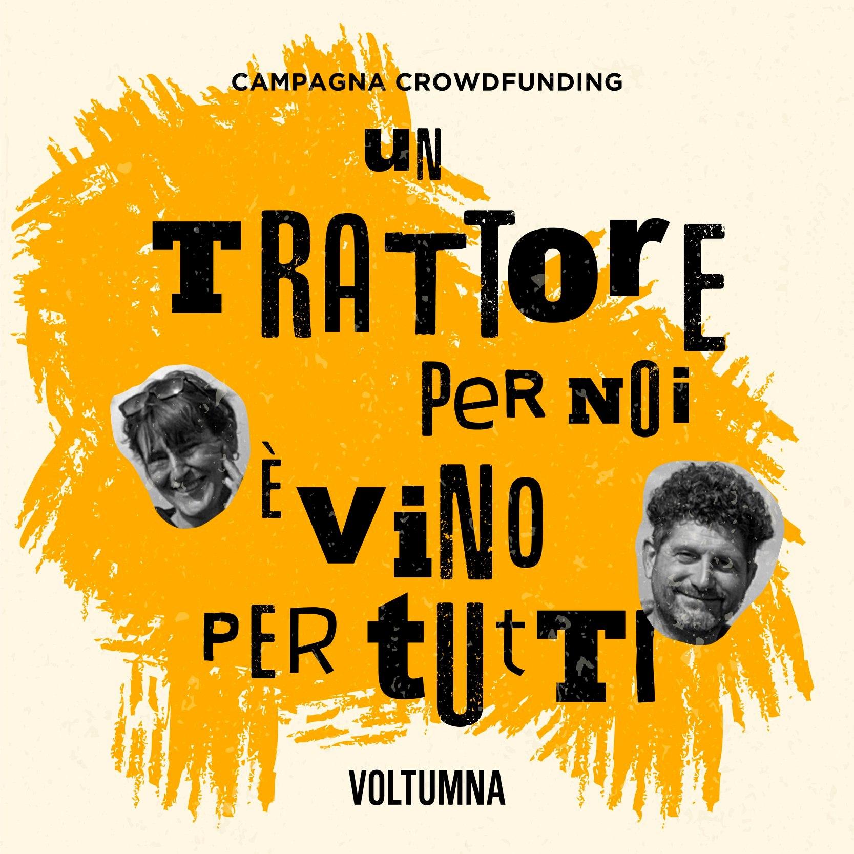 Crowfunding per Voltumna