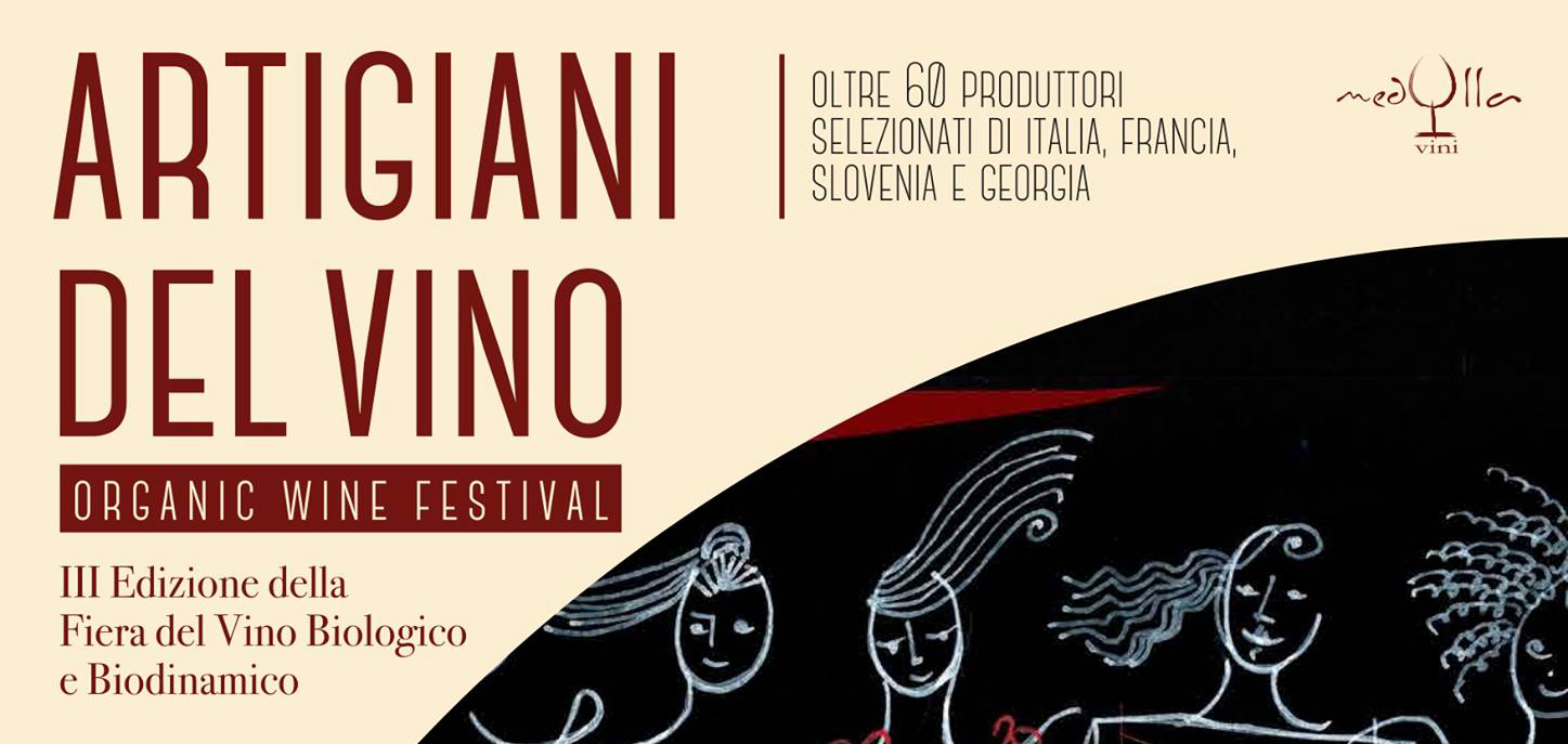 Artigiani del vino – Bologna – 5-6/05