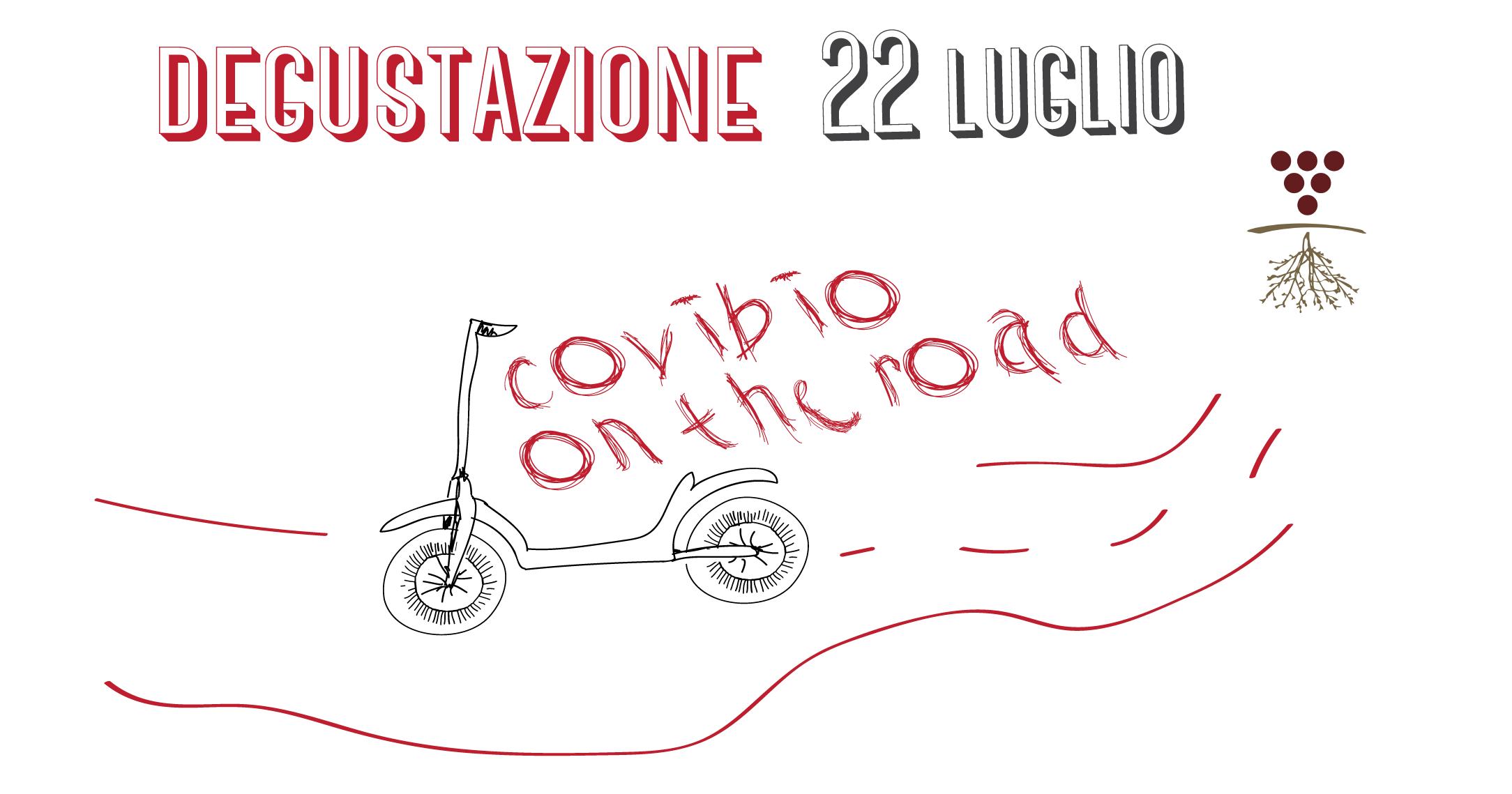 On the road – 22 luglio